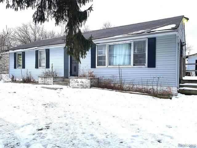 1157 E Kurtz Ave, Flint, MI 48505 (MLS #2210012863) :: The BRAND Real Estate