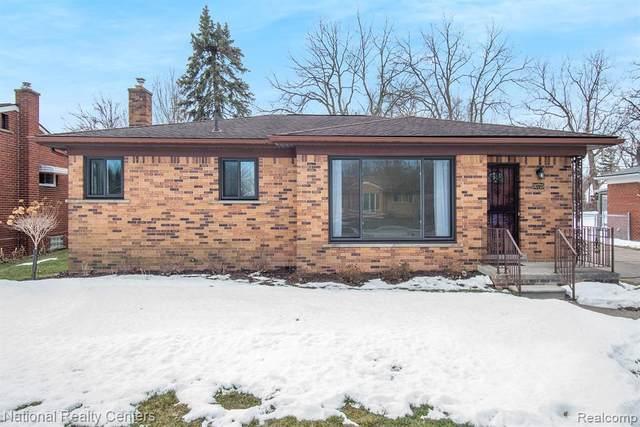 30725 Sheridan St, Garden City, MI 48135 (MLS #2210009609) :: The BRAND Real Estate