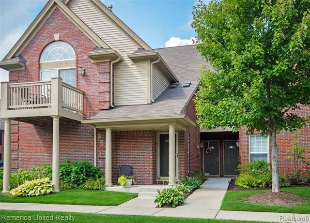 28415 Carlton Way Dr, Novi, MI 48377 (MLS #2210013181) :: The BRAND Real Estate
