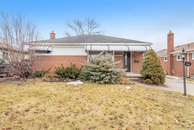 340 N Leona Ave, Garden City, MI 48135 (MLS #2210012638) :: The BRAND Real Estate
