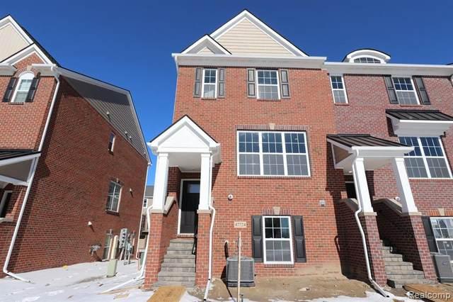 47724 Alden Terrace S Unit#29-Bldg#5, Northville, MI 48168 (MLS #2210013225) :: The BRAND Real Estate
