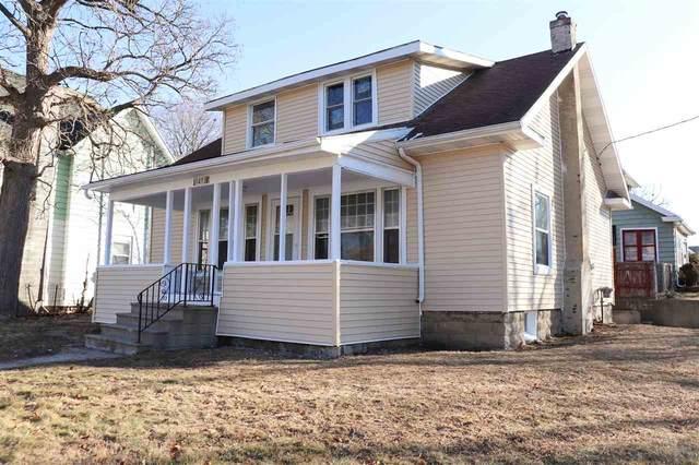 1413 S Milwaukee St, Jackson, MI 49203 (MLS #202100491) :: The BRAND Real Estate