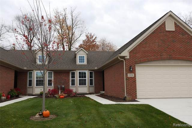 1951 Genoa Circle Unit#95-Bldg#24, Howell, MI 48843 (MLS #2210013309) :: The BRAND Real Estate