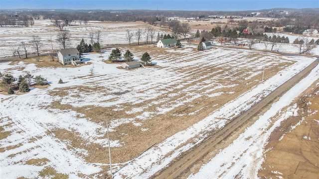 000 Welton Way, Grass Lake, MI 49240 (MLS #202100494) :: The BRAND Real Estate