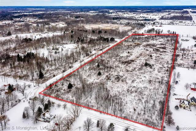 V/L Mckinley Rd, East China, MI 48054 (MLS #2210011282) :: The BRAND Real Estate
