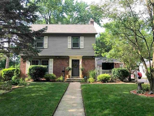 1504 W Washington Ave, Jackson, MI 49203 (MLS #202100498) :: The BRAND Real Estate