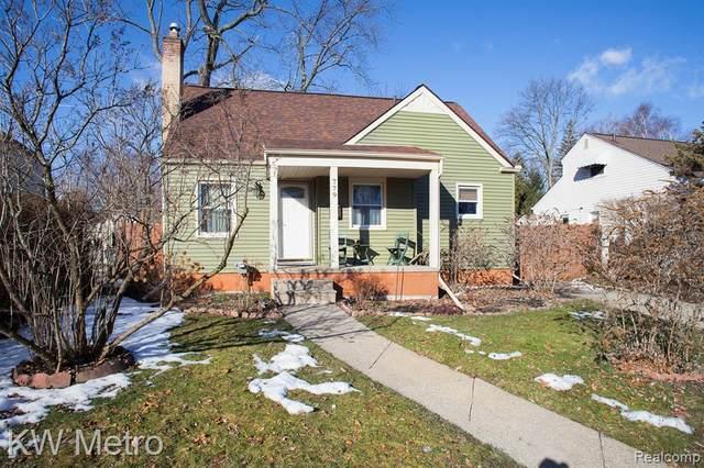 779 Allen St, Ferndale, MI 48220 (MLS #2210013405) :: The BRAND Real Estate