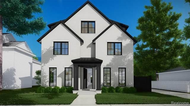780 Greenwood St, Birmingham, MI 48009 (MLS #2210011436) :: The BRAND Real Estate