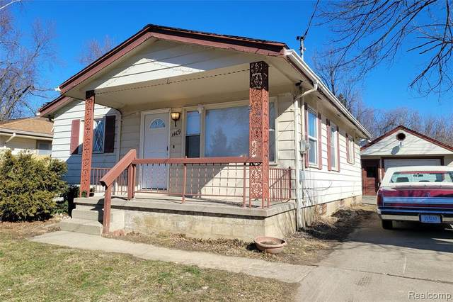 1409 Barney Ave, Flint, MI 48503 (MLS #2210013654) :: The BRAND Real Estate