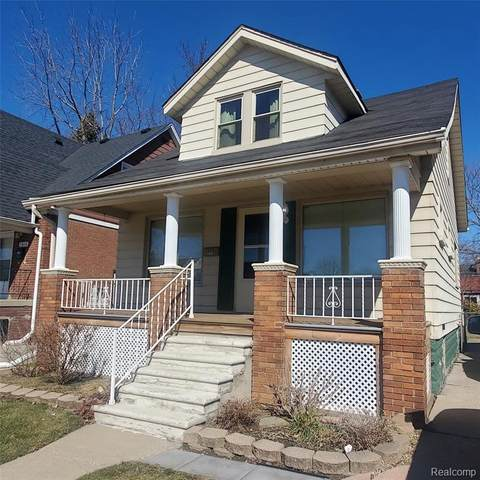 1414 Cicotte Ave, Lincoln Park, MI 48146 (MLS #2210013637) :: The BRAND Real Estate