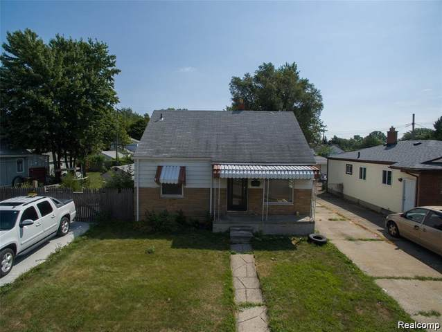 23044 Harding Ave, Hazel Park, MI 48030 (MLS #2210010276) :: The BRAND Real Estate