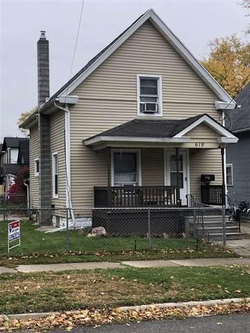 619 Backus St, Jackson, MI 49202 (MLS #202100504) :: The BRAND Real Estate