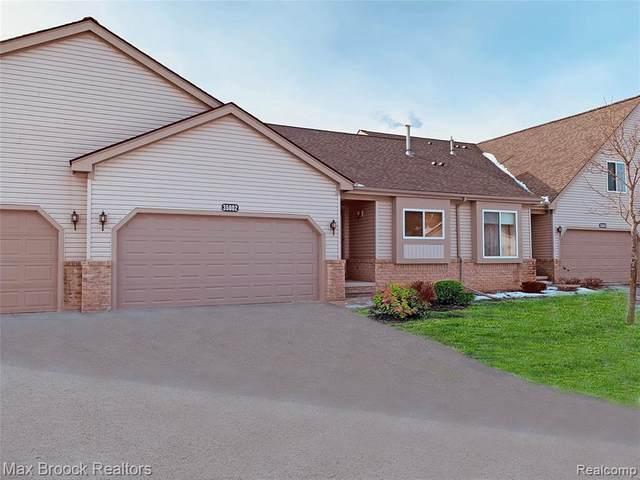 35002 Mitchell St, Grand Blanc, MI 48439 (MLS #2210013825) :: The BRAND Real Estate