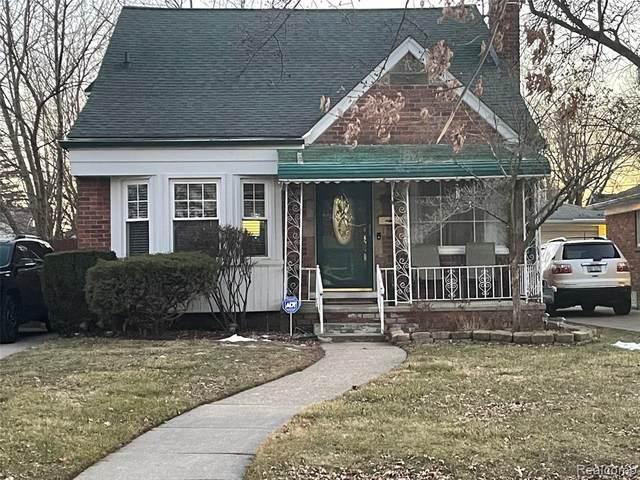 21136 Norwood Dr, Harper Woods, MI 48225 (MLS #2210012504) :: The BRAND Real Estate