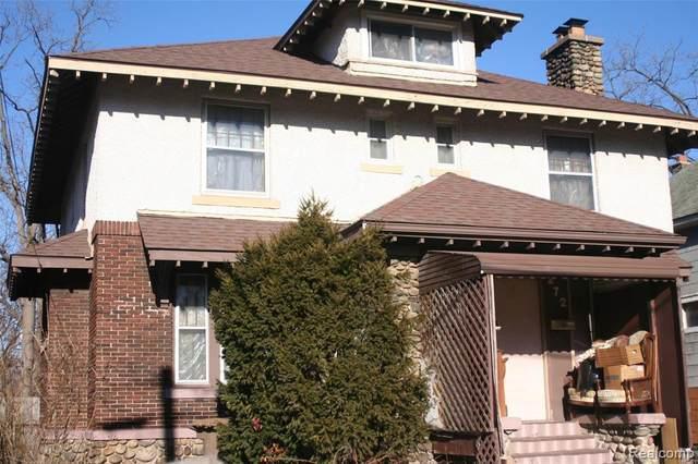 272 E Cesar E Chavez Ave, Pontiac, MI 48342 (MLS #2210013917) :: The BRAND Real Estate