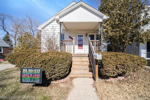1551 Annabelle St, Ferndale, MI 48220 (MLS #2210013930) :: The BRAND Real Estate