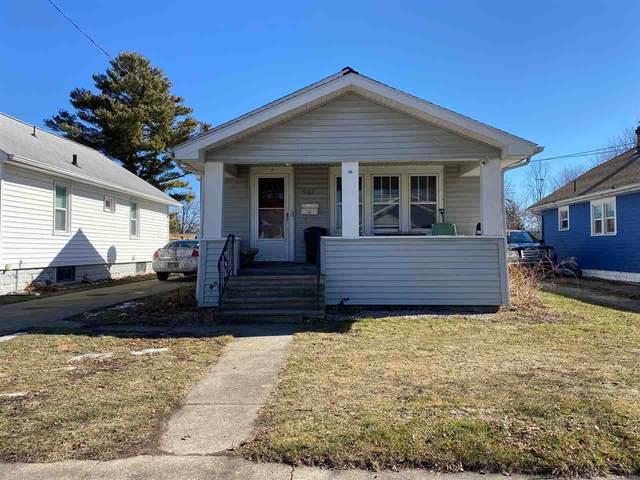 507 Hibbard, Jackson, MI 49202 (MLS #202100511) :: The BRAND Real Estate