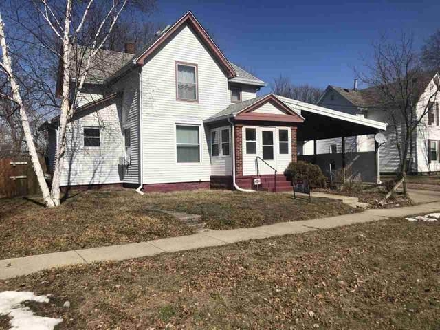 1906 Pringle Ave, Jackson, MI 49203 (MLS #202100512) :: The BRAND Real Estate