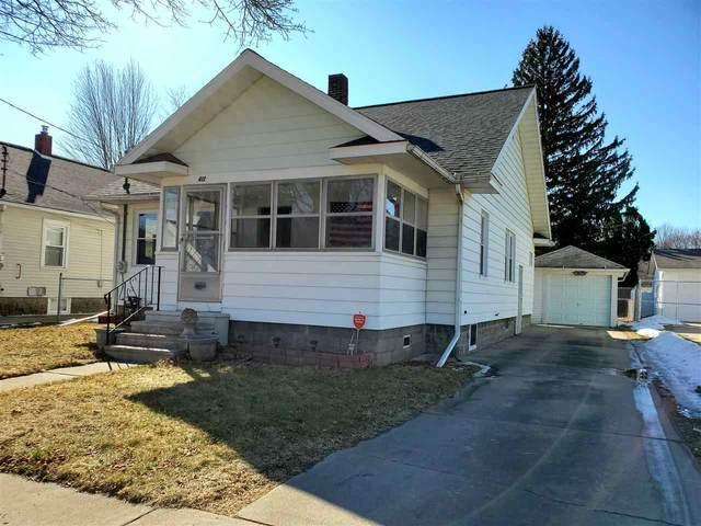 412 Orange St, Jackson, MI 49202 (MLS #202100519) :: The BRAND Real Estate