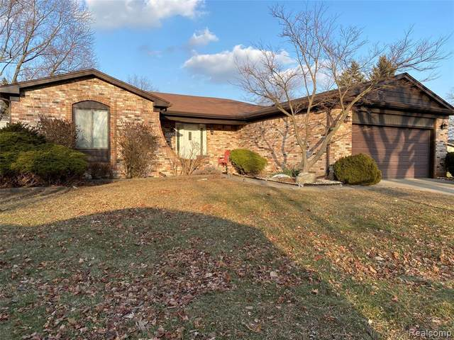3554 Ardmore Dr, Troy, MI 48083 (MLS #2210014015) :: The BRAND Real Estate