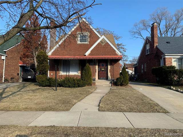 18252 Steel St, Detroit, MI 48235 (MLS #2210013943) :: The BRAND Real Estate