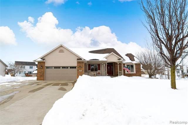 6280 Boulder Dr, Flushing, MI 48433 (MLS #2210013629) :: The BRAND Real Estate