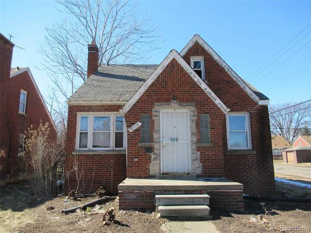 19229 Pelkey St, Detroit, MI 48205 (MLS #2210014087) :: The BRAND Real Estate