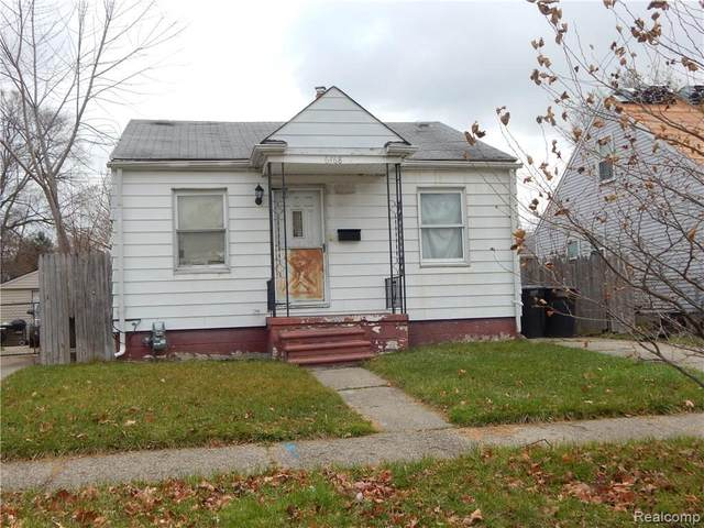 6468 Greenview Ave, Detroit, MI 48228 (MLS #2210014111) :: The BRAND Real Estate