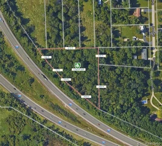 00 E Cook Rd, Grand Blanc, MI 48439 (MLS #2210014129) :: The BRAND Real Estate