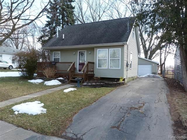 3905 Hogarth Ave, Flint, MI 48532 (MLS #2210014227) :: The BRAND Real Estate