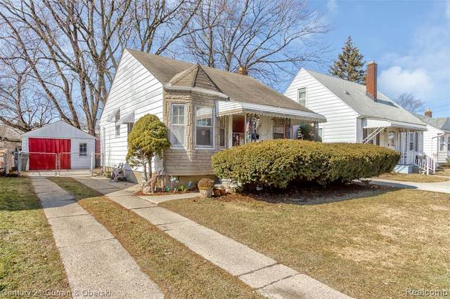3620 Harding St, Dearborn, MI 48124 (MLS #2210013500) :: The BRAND Real Estate