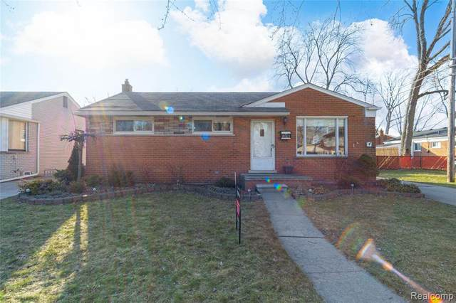 9063 Rockland St, Redford, MI 48239 (MLS #2210013161) :: The BRAND Real Estate