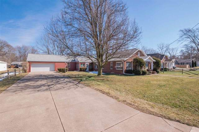 601 21ST ST, Jackson, MI 49203 (MLS #202100530) :: The BRAND Real Estate