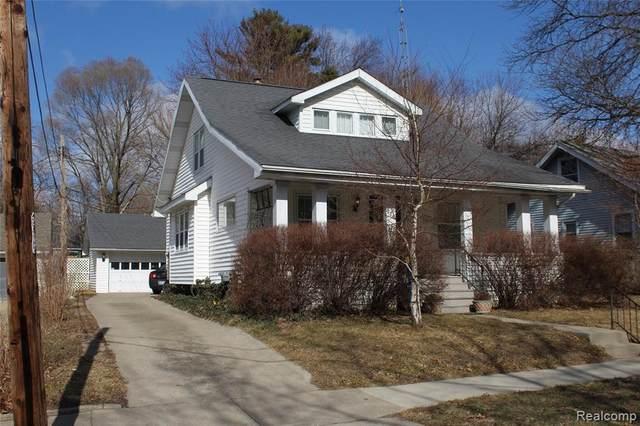 910 Frank St, Flint, MI 48504 (MLS #2210014320) :: The BRAND Real Estate
