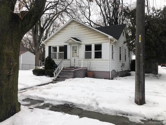 20728 Tanney Ave, Warren, MI 48091 (MLS #2210014334) :: The BRAND Real Estate