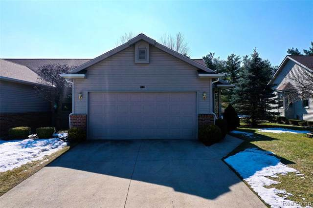 9151 Luea Ln, Swartz Creek, MI 48473 (MLS #2210013053) :: The BRAND Real Estate