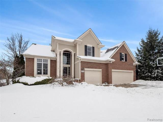 1783 Cheshire Ln, Commerce, MI 48382 (MLS #2210013136) :: The BRAND Real Estate