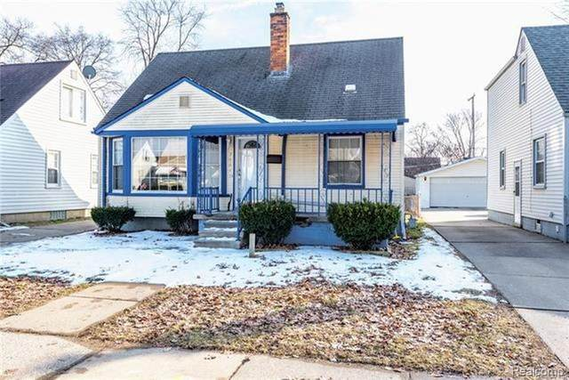 24811 Chicago St, Dearborn, MI 48124 (MLS #2210014375) :: The BRAND Real Estate