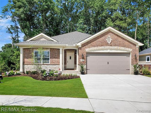 15366 Heritage Crt Unit#13, Plymouth, MI 48170 (MLS #2210014404) :: The BRAND Real Estate