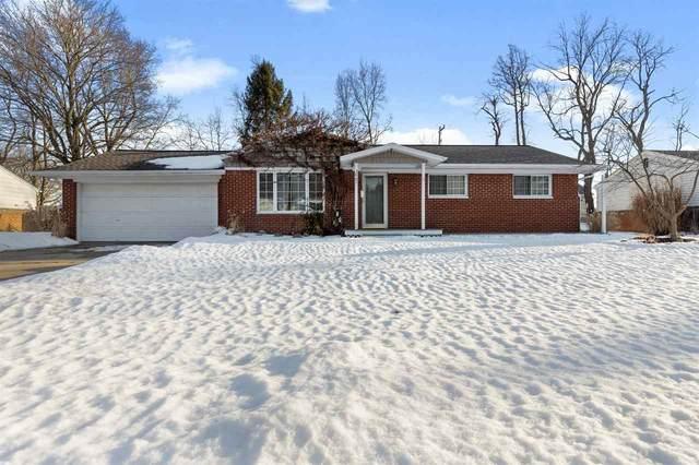 3865 Kirkwood, Jackson, MI 49203 (MLS #202100540) :: The BRAND Real Estate