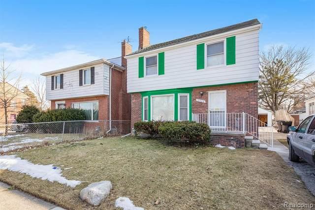 13509 Pembroke Ave, Detroit, MI 48235 (MLS #2210013055) :: The BRAND Real Estate