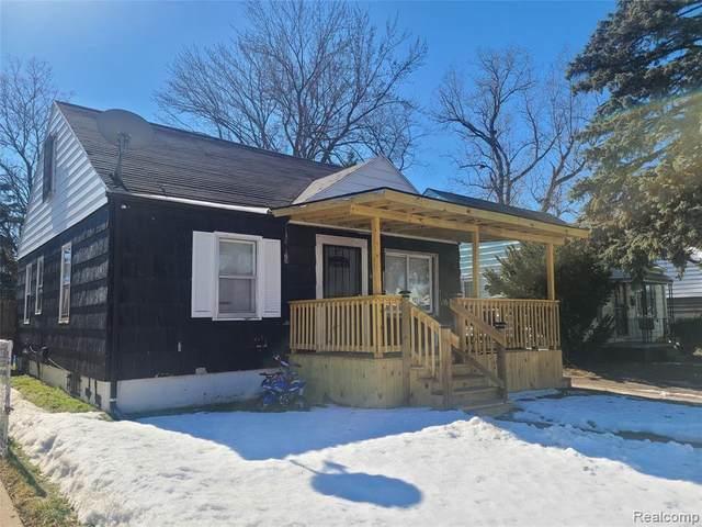 609 W Pulaski Ave, Flint, MI 48505 (MLS #2210014348) :: The BRAND Real Estate
