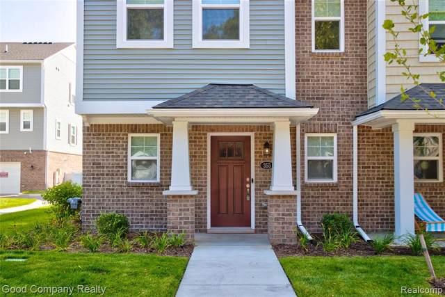 355 Glendale Ln, Ferndale, MI 48220 (MLS #2210014353) :: The BRAND Real Estate