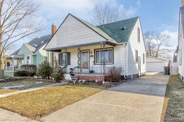761 Leblanc St, Lincoln Park, MI 48146 (MLS #2210014238) :: The BRAND Real Estate