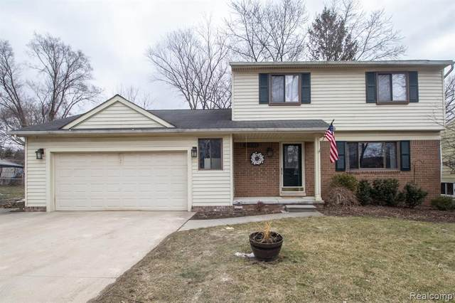 14688 Garland Ave, Plymouth, MI 48170 (MLS #2210014583) :: The BRAND Real Estate
