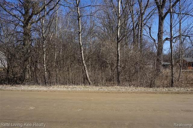 0 Martinsville Rd, New Boston, MI 48164 (MLS #2210014658) :: The BRAND Real Estate