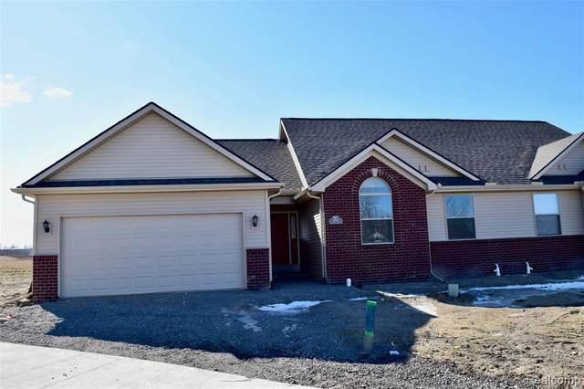 5431 Pintail Court Crt Unit#31, Burton, MI 48509 (MLS #2210014765) :: The BRAND Real Estate