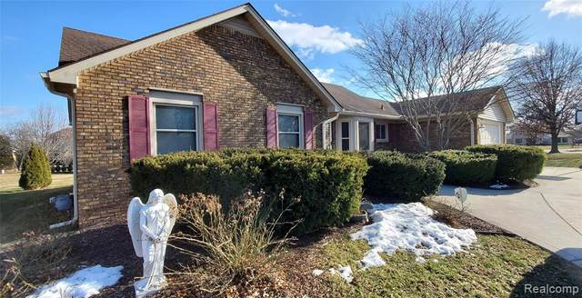 38229 Bloomfield Dr, Livonia, MI 48154 (MLS #2210012983) :: The BRAND Real Estate