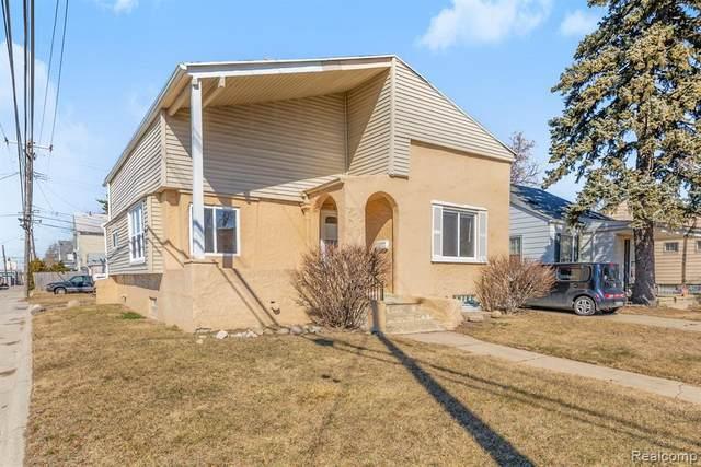 31 E Granet Ave, Hazel Park, MI 48030 (MLS #2210015047) :: Kelder Real Estate Group