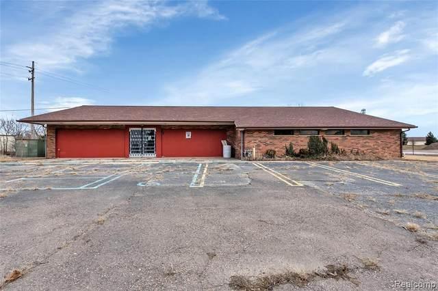 7175 Rawsonville Rd, Van Buren Twp, MI 48111 (MLS #2210016189) :: The BRAND Real Estate